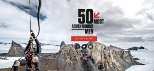 Men's Journal's 50 Most Adventurous Men